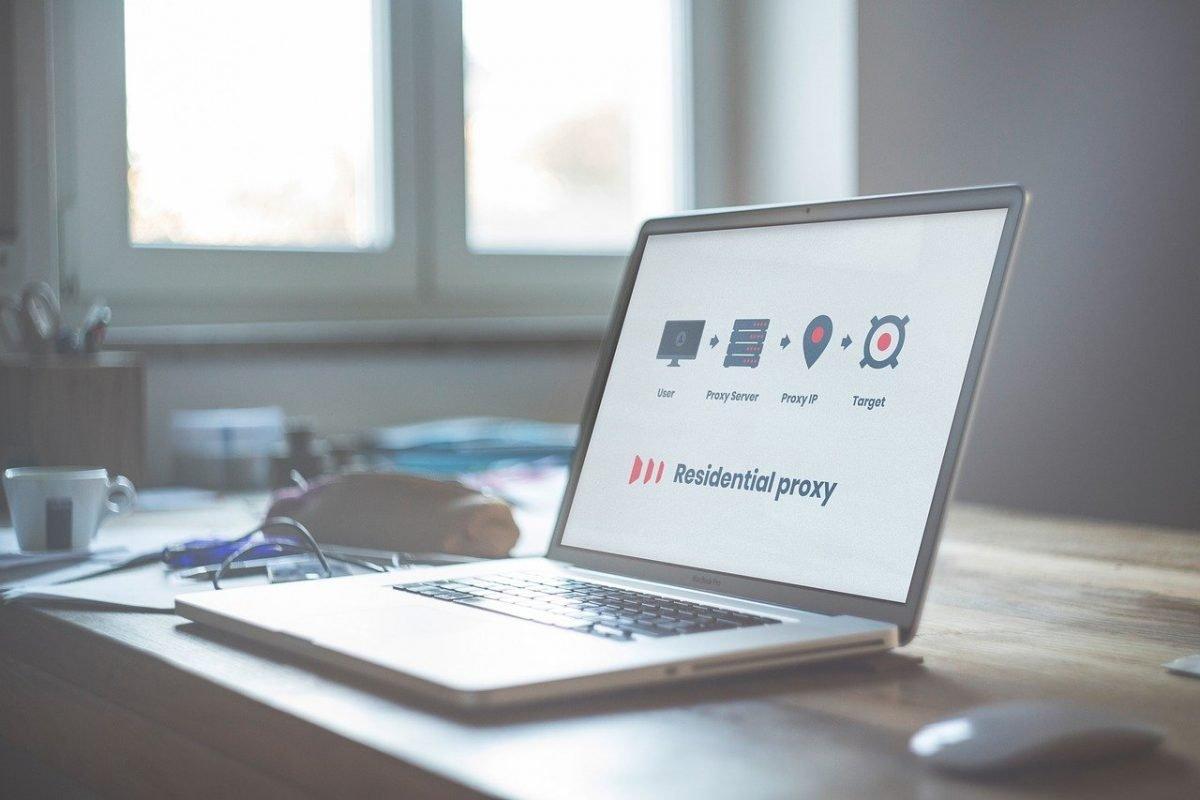 HaProxy as HTTP proxy using Docker
